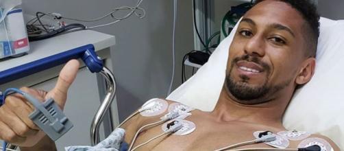 Jogador está internado em uma clínica. (Divulgação/ Botafogo)
