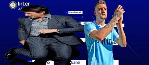 L'Inter di Conte e Milinkovic-Savic