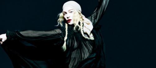 """Madonna in un'immagine promozionale del suo nuovo album """"Madame X"""""""