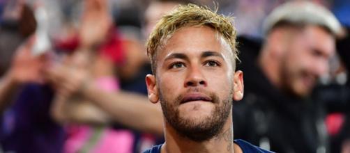 Neymar est encore loin de Barcelone