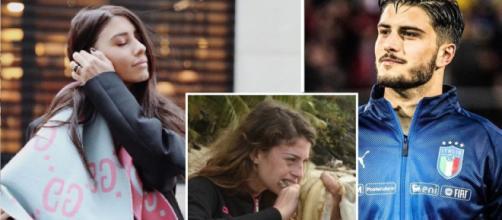 U&D, Angela Nasti posa col calciatore Kevin, la sorella Chiara conferma: 'Sono single'.