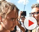 Carola Rackete interrogata ad Agrigento