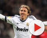 Lukas Modric, obiettivo del Milan
