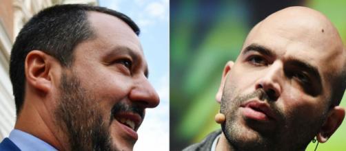 Camilleri: Roberto Saviano attacca Matteo Salvini