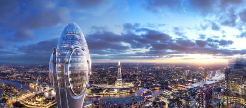 """El proyecto del rascacielos """"The Tulip"""" se para por orden del alcalde de Londres"""