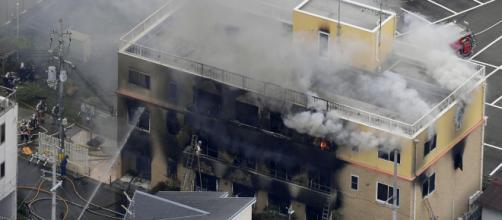 Haviam cerca de 70 pessoas no prédio. (Arquivo Blasting News)