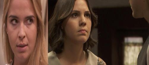 Il Segreto spoiler: Matias e Marcela litigano a causa di Antolina