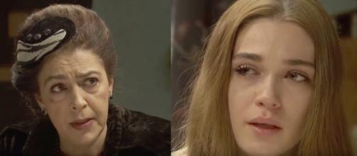 Il Segreto, trame: Donna Francisca aiuta Julieta a reagire dopo gli abusi