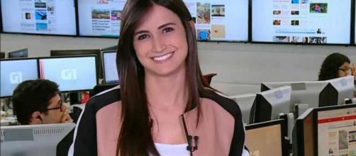 Mari Palma usa Instagram para anunciar saída da Rede Globo. (Arquivo Blasting News)