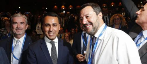 Salvini prova a fare pace con Di Maio