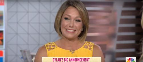 'Today's' Dylan Dreyer breaks delightful news of second pregnancy and credits many prayers. [Image source: TODAY-YouTube]