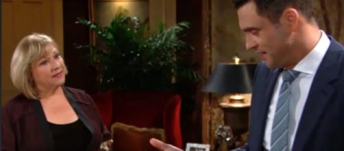 Traci told Cane can only be friends. [Image source: Y&R spoilers/YouTube]