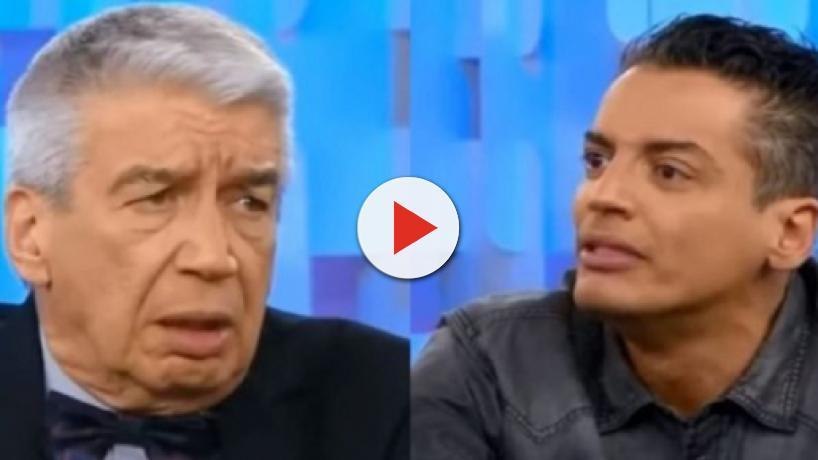 Décio Piccinini perde a paciência com Leo Dias e dispara: 'suplico que você cale a boca'