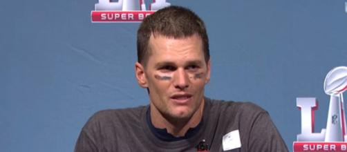 Brady is excited as ever to enter his 20th NFL season (Image Credit: NFL Network/YouTube)