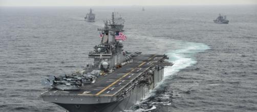Gli Usa hanno detto di aver abbattuto un drone iraniano - Lettera43 - lettera43.it