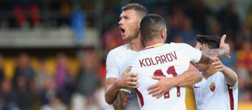 Inter, assalto a Kolarov e Dzeko