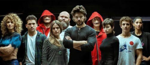 La Casa de Papel 3 è iniziata il 19 luglio su Netflix.