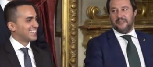 Luigi Di Maio e Matteo Salvini, i leader di Lega e Movimento Cinque Stelle