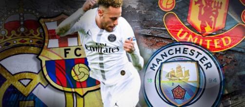 Mercato PSG : la course à Neymar 'devient folle'