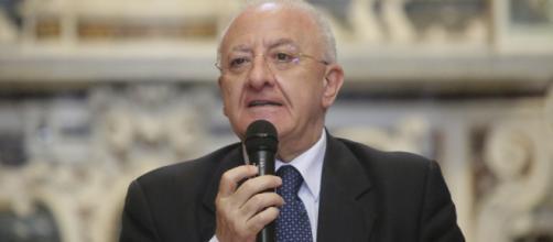 Quota 100, De Luca: «Con blocco del turn over enti in ginocchio ... - corriere.it