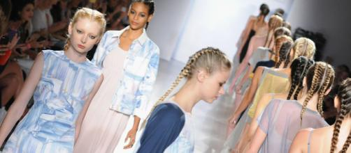 Tagli di capelli: le treccine saranno in voga questa estate