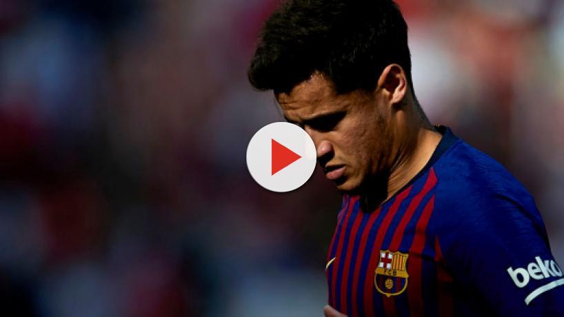 El futuro de Coutinho en el Barça sigue en el aire y todo apunta a que está en el mercado
