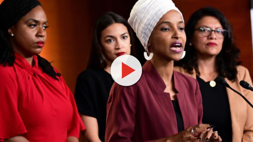 US House condemns Trump's attack on congresswomen as racist