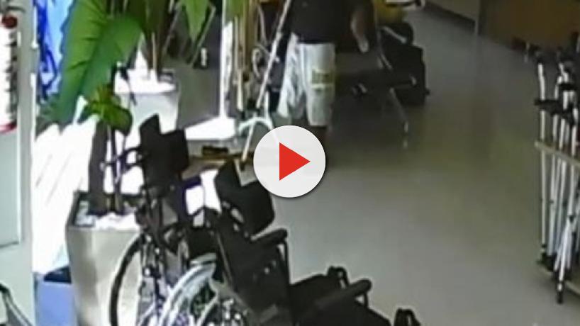 Polícia prende homem sem uma perna que furtou muleta em loja no interior de São Paulo
