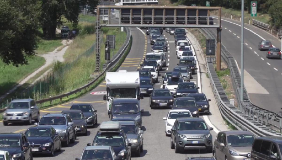 Calendario Traffico Autostrade.Previsioni Traffico Autostrade Weekend 27 E 28 Luglio Da
