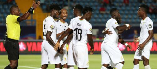 Ghana podría encontrarse con Senegal o Marruecos en las semifinales. - caf.com.