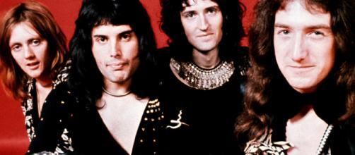 I Queen nel 1971 nella formazione classica