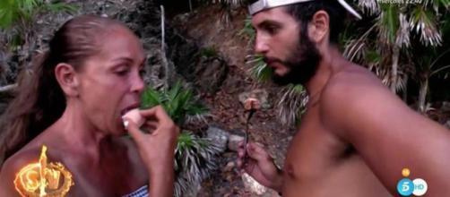 Isabel Pantoja se enfada con Omar Montes en 'Supervivientes 2019 ... - bekia.es