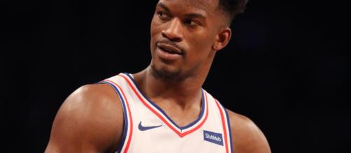 Jimmy Butler rejects a maximum deal from Philadelphia. [Blasting News Database]