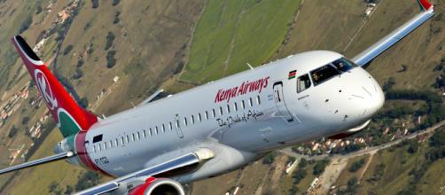Londra, trova corpo in giardino: è precipitato da un Boeing della Kenya Airways