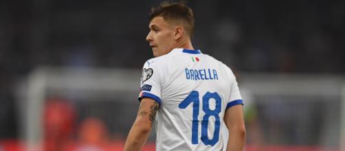 Nicolò Barella vorrebbe solo l'Inter