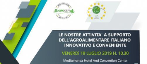 Seminario Agrocepi 19 luglio a Salerno