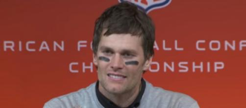 Tom Brady has stated several times that he wants to play for a few more years. [Image Credit: NFL/YouTube]