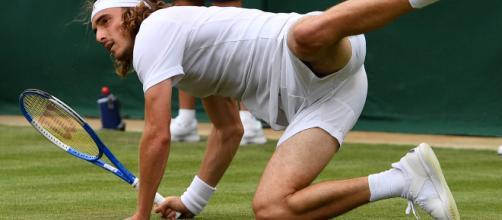 Wimbledon : les outsiders Tsitsipas et Zverev au tapis