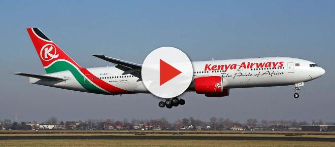 Kenya Airways stowaway: Body lands in garden of Clapham home