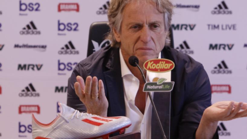 Jorge Jesus no Flamengo: a grande esperança do Mengão e do futebol brasileiro