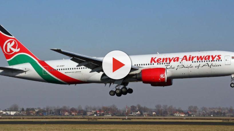 Kenya Airways stowaway: Body lands in garden of Clapham home