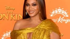 Beyonce releases two music videos for the movie 'Lion King'