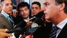 Após polêmica com gestores do Nordeste, Bolsonaro critica mídia e PT: 'não adianta chorar'