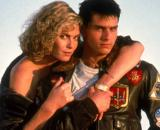 Top Gun: Kelly McGillis e Tom Cruise - cinematographe.it