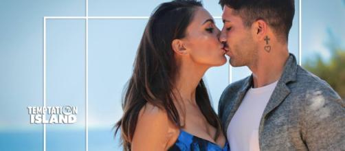 Alessio Bruno e Valeria Bigella, ex partecipanti di Temptation Island