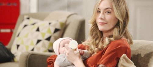 Anticipazioni Beautiful: Phoebe si rivolge ad Hope chiamandola 'mamma'