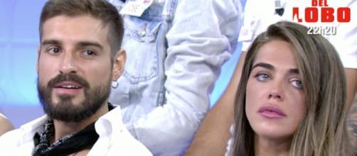Fabio y Violeta, en MYHYV el pasado viernes