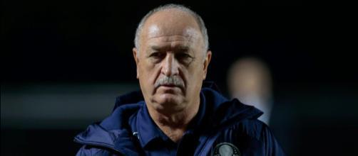 Felipão deverá dar descanso para alguns jogadores. (Arquivo Blasting News)