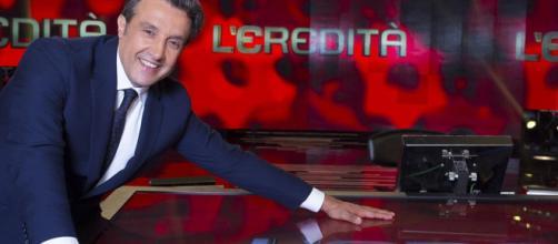 Flavio Insinna è stato confermato alla conduzione de L'Eredità.