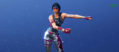 Floss emote is coming back to 'Fortnite Battle Royale.' [Image Credit: In-game screenshot]